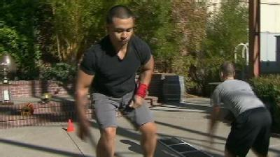 Workout Wednesday: Train Like A Pro