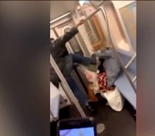Video Shows 78-Year-Old Woman Being Kicked Multiple Times on NYC Subway