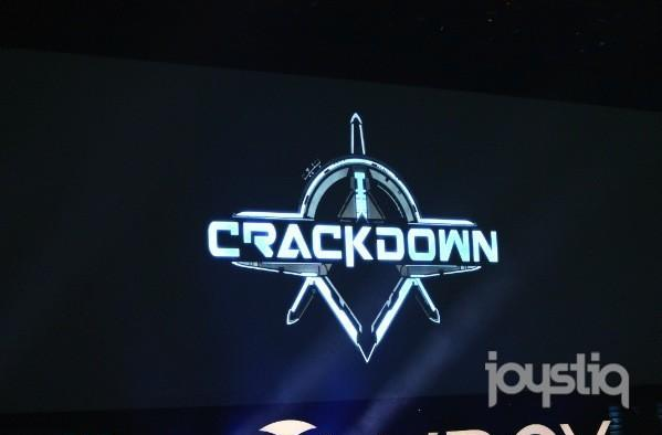 Crackdown returns as open-world Xbox One exclusive [Update: Trailer added]