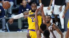 LeBron James: 'Respect level is out of this world' for Nuggets