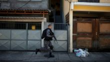 At least 12 killed in Rio security operations: officials
