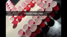 Outrage as high school students make Nazi salute and arrange drinks into a swastika at party