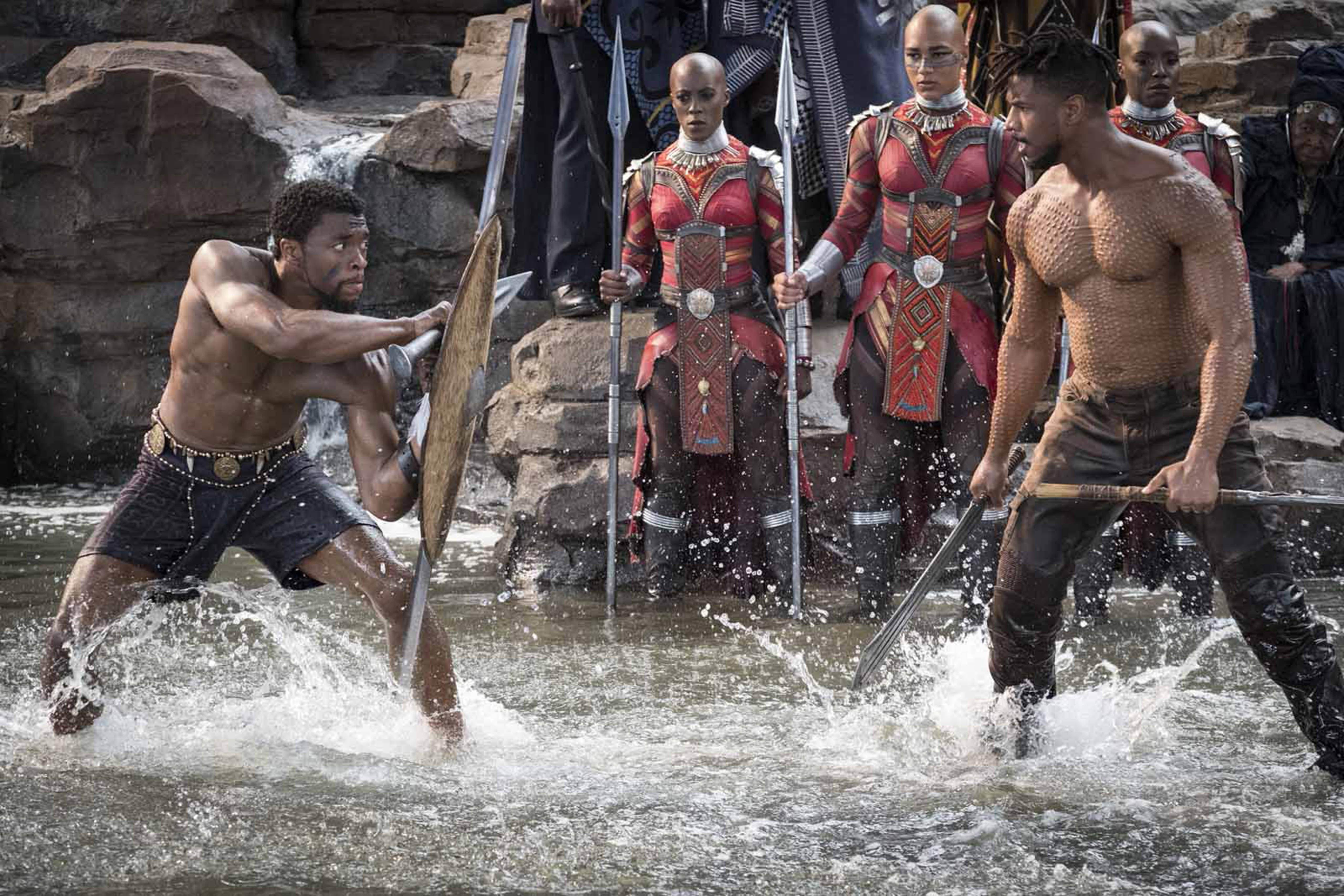5467ffee375 How  Black Panther s  Box Office Success Is Helping the Shoe Industry