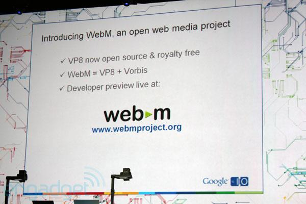 Google defends H.264 removal from Chrome, says WebM plug-ins coming to Safari and IE9