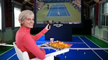 Judy Murray 'excited' by son Andy's return to the main stage at the US Open