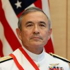 Trump nominates Pacific commander Harris as U.S. ambassador to Seoul