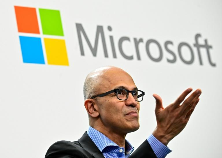 Kids Use Of Technology Soars >> Profit Soars For Microsoft Fueled By Cloud Business Services