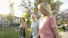 Walking at any pace lowers early death risk