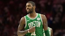 Sources: Kyrie Irving likely to miss Sunday's game but plans to get fitted for mask, play through facial fracture