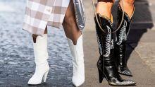 靴子易買不易襯:今個冬天要型格就要有「牛仔靴」