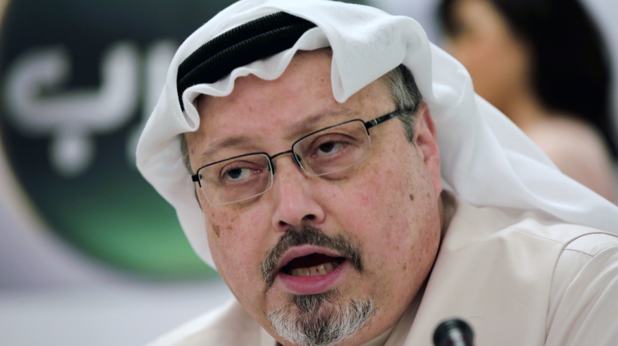 CIA says Saudi prince ordered journalist's death