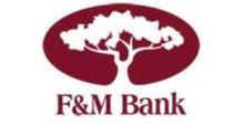 F&M Bank Corp. to Webcast, Live, at VirtualInvestorConferences.com March 15