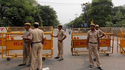 Delhi Police Arrests 3 For Conspiracy to Kill 'Important Leaders'