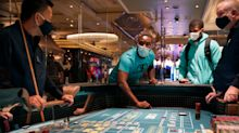 Las Vegas has 'soft opening' amid George Floyd protests and coronavirus pandemic