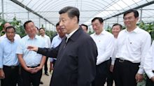 China's Xi Calls for 'New Long March' as U.S. Tensions Rise
