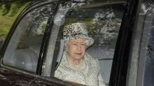Coronavirus: Queen leaves Buckingham Palace for Windsor Castle
