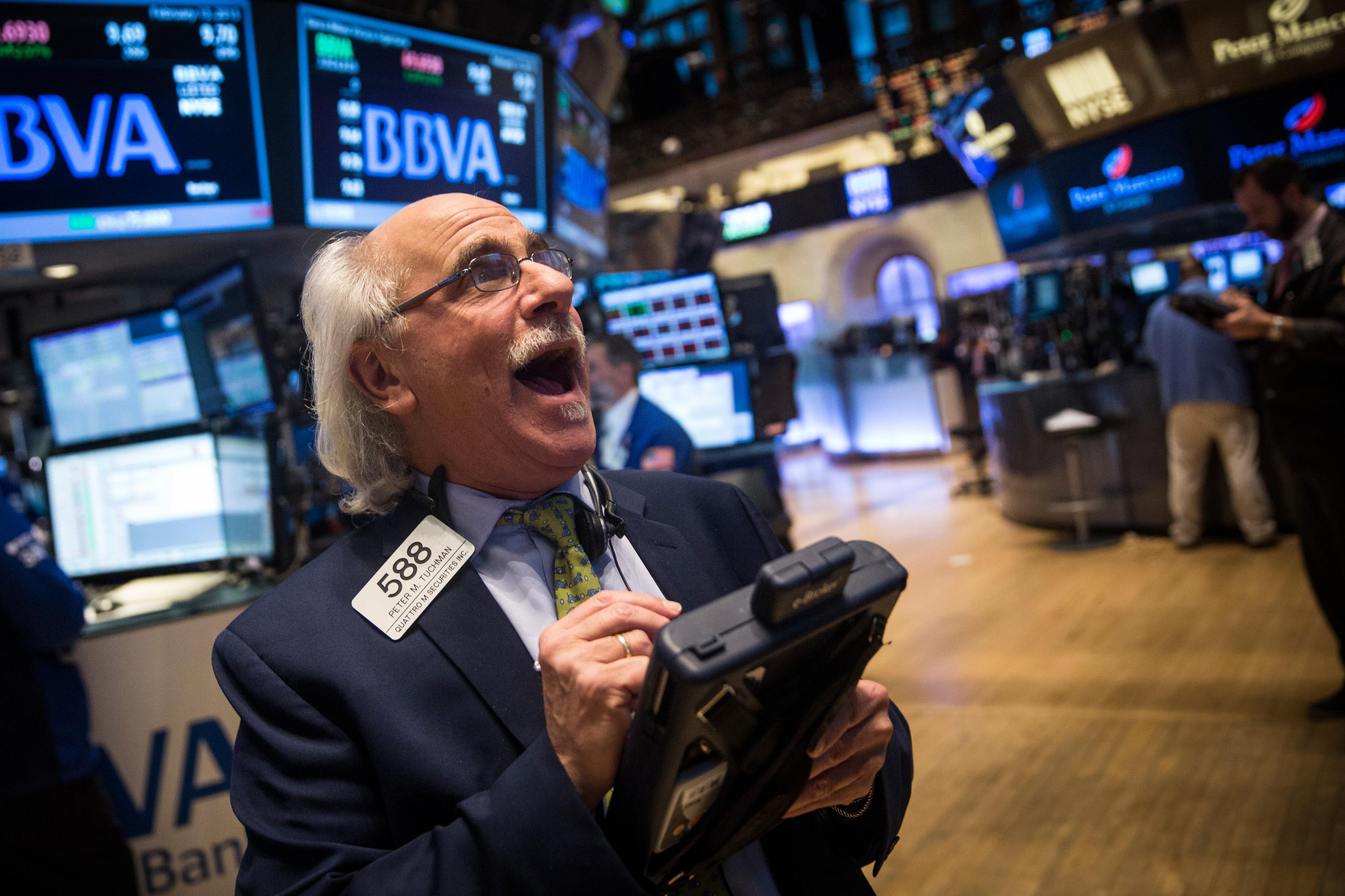 I beat coronavirus, and am ready to get back on the NYSE floor