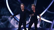 Dancing On Ice's Matt Evers Brushes Off Ofcom Complaints After First Same-Sex Routine