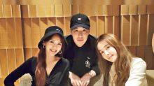 Rainie Yang and Jolin Tsai happy for Wilber Pan