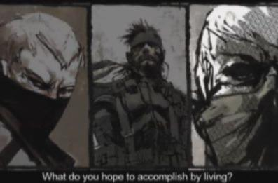 TGS 06: MGS Portable Ops has best trailer ever [Update 2]