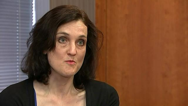 Theresa Villiers defends PSNI over Adams arrest