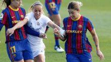 Foot - ESP (F) - Espagne (F): le FC Barcelone étrille le Real Madrid