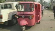 Assam Gets Its First Fleet of Pink Autos Run Exclusively By Women, For Women