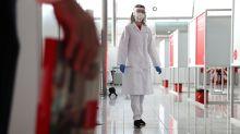 569 registrierte Neuinfektionen mit dem Coronavirus in Deutschland