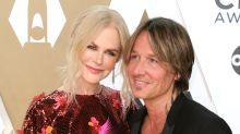 Nicole Kidman and Keith Urban donate $500,000 to Australia's rural fire service as bushfires rage