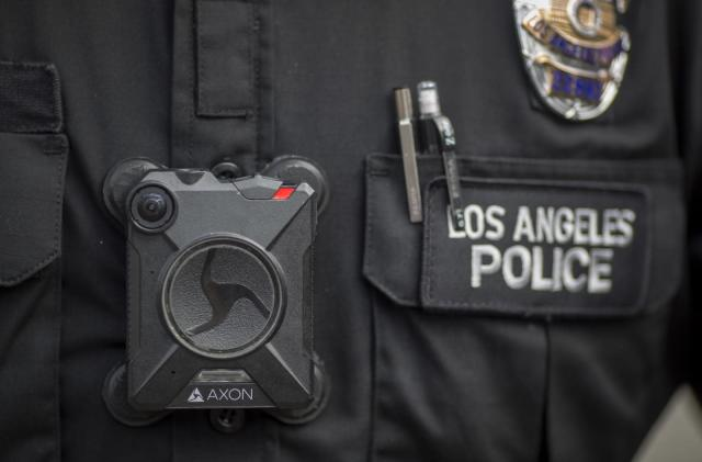 California's new police body cam law blocks the use of facial recognition
