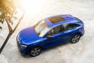 2021 Audi Q5 Sportback斜背登場!運動更要銳利剽悍!