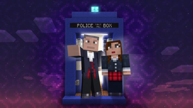 Doctor Who DLC wibbles, wobbles to Minecraft Xbox 360 [Update]