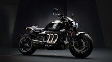 Triumph Rocket 3 TFC is the brand's most powerful motorcycle