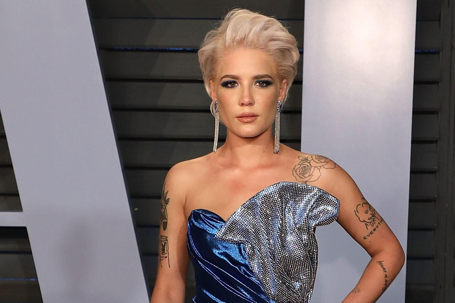 Halsey Wants To Remind You That Not All Period Pain Is Normal