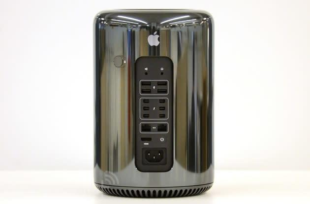 A closer look at Apple's new Mac Pro workstation (hands-on)