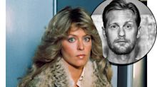 Alexander Skarsgård Dressed Like Farrah Fawcett for 'Diary of a Teenage Girl' Premiere