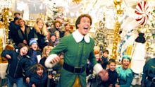 Will Ferrell's 'Elf' returns to the Official Film Chart Top 10