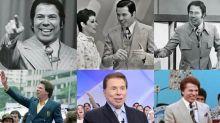 Bem-humorada, Maisa deseja feliz aniversário para Silvio Santos: 'chegou na velhice'