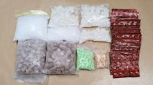 2 Singaporeans arrested, $640,000 in drugs seized during CNB bust