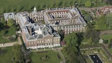 Woman's Body Found Outside Kensington Palace, Near Prince William and Kate Middleton's Home