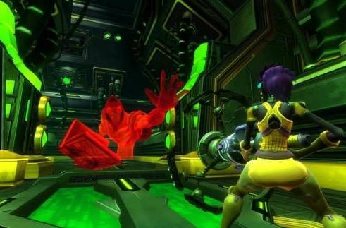 PAX Prime 2014: The mystery behind WildStar's Nexus