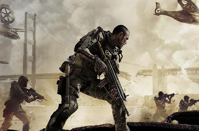 'Call of Duty: Advanced Warfare': The Joystiq Review
