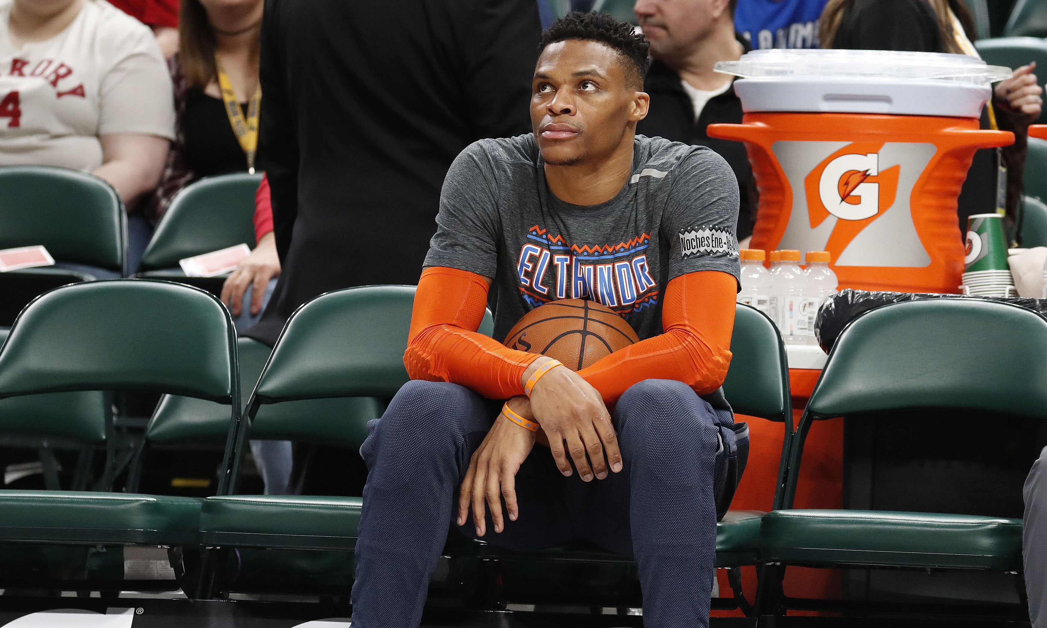 Red Sox helped Jazz handle Russell Westbrook altercation with fan