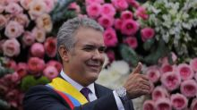 Colombia president Duque warns ELN rebels over hostages
