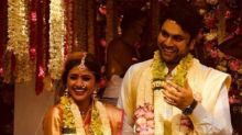 Shalini Vadnikatti Gets Hitched To Filmmaker Manoj Beedha; Pictures Go Viral!