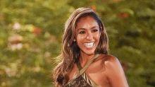 A TikToker Figured Out Tayshia's Ex-Husband Is on 'The Bachelorette' Thanks to a Caption Fail