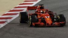 Vettel delighted to survive Mercedes' 'checkmate' move