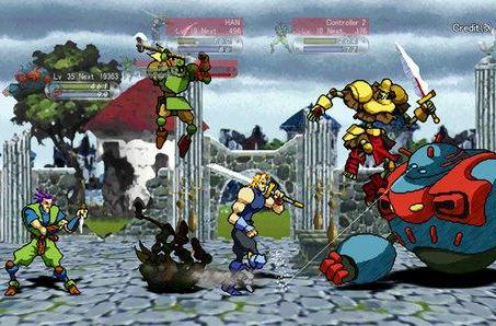 Guardian Heroes dated on XBLA -- for real this time