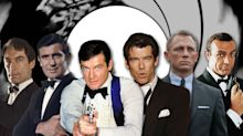 All The James Bond Actors Ranked By Acting Ability