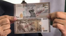Syria floats new bank note amid soaring inflation